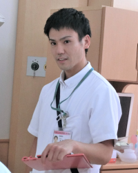 手術看護認定看護師 藤原 亮介