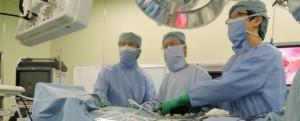 胸腔鏡下食道切除術